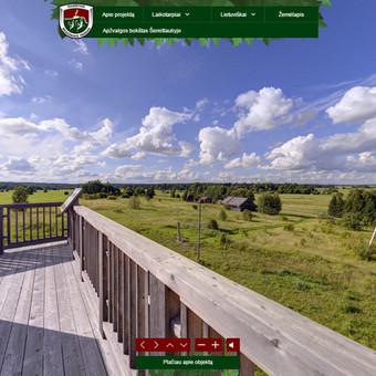 Virtuali realybė, Google fotografas, 360 panoramos / UAB Inverse / Darbų pavyzdys ID 445307