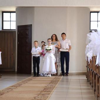 Krikštynų, vaikų gimtadieniai, šeimos fotosesijos.Vilnius / Foto Vaiko Krikštynos / Darbų pavyzdys ID 445401