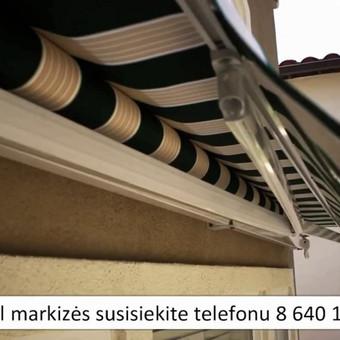 Roletai, žaliuzės, tinkleliai nuo uodų, markizės, vartai / Lauresta - roletų ir žaliuzių centras / Darbų pavyzdys ID 445683
