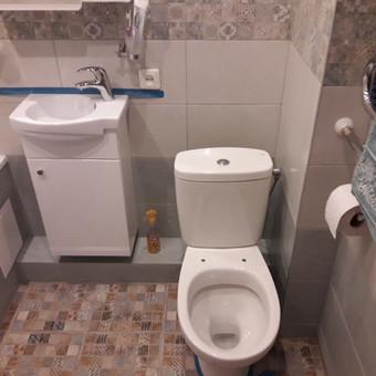 Statybos ir remonto darbai Vilniuje / Būsto Ranga / Darbų pavyzdys ID 446225