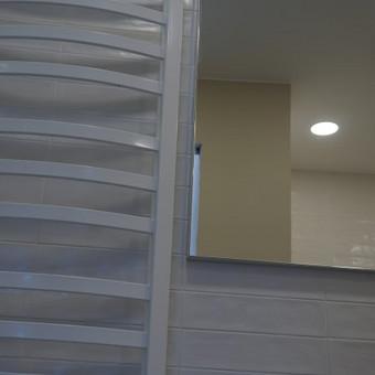 prabangus butas senamiestyje per du aukstus 120kv plyteliu klijavimas