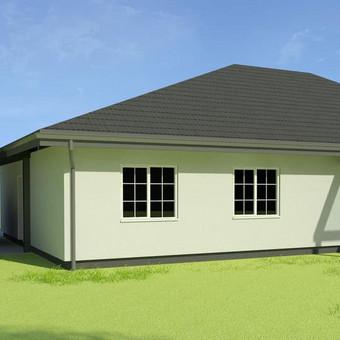 Architektas, projektavimas / Laura / Darbų pavyzdys ID 447491