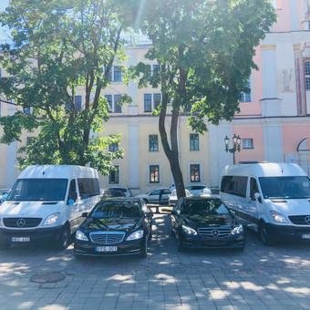Keleivinių baltų Mercedes Sprinter mikroautobusų nuoma / Algimantas / Darbų pavyzdys ID 448001
