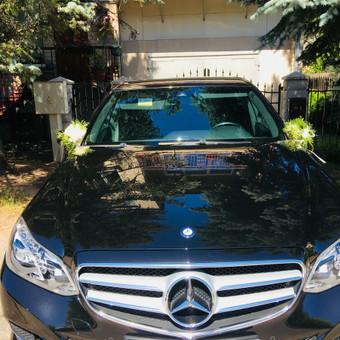 Mercedes limuzinų, mikroautobusų Nuoma vestuvėms, kelionėms. / NUOMAJUMS.LT / Darbų pavyzdys ID 448009