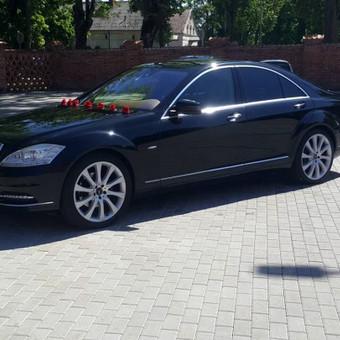 Mercedes limuzinų, mikroautobusų Nuoma vestuvėms, kelionėms. / NUOMAJUMS.LT / Darbų pavyzdys ID 448011