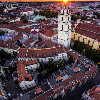 NT fotografavimas/filmavimas iš oro DRONU/Fotoaparatu / Martynas Charevičius / Darbų pavyzdys ID 448051