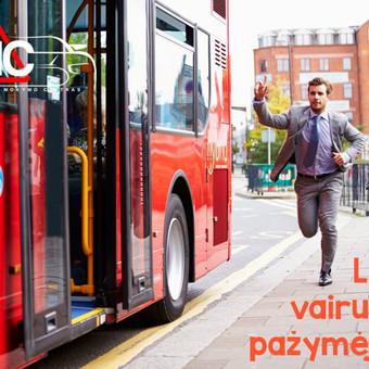 Laikas vairuotojo pažymėjimui! / JTMC vairavimo mokyklos Vilniuje / Darbų pavyzdys ID 448099
