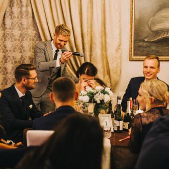 Vestuvių ir renginių vedėjas Donatas Šimkus / Donatas Šimkus / Darbų pavyzdys ID 449031