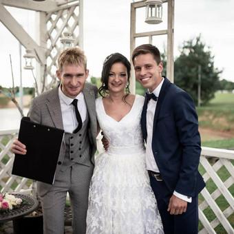 Vestuvių ir renginių vedėjas Donatas Šimkus / Donatas Šimkus / Darbų pavyzdys ID 449053