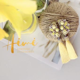 Aimė | handmade accessories / Aistė Matukaitytė / Darbų pavyzdys ID 449287