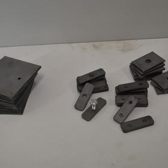 CNC frezavimas, pjaustymas lazeriu KAUNE / MB / Darbų pavyzdys ID 449377