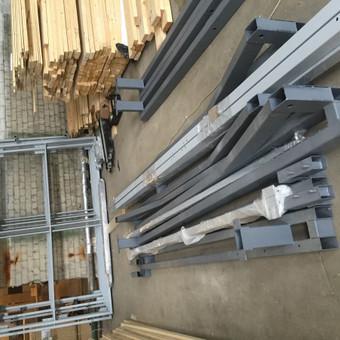 CNC frezavimas, pjaustymas lazeriu KAUNE / MB / Darbų pavyzdys ID 449421