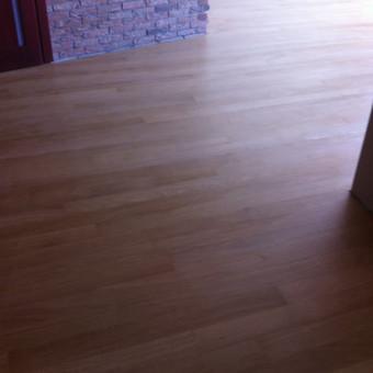 Darbai su medinėmis grindimis: klojimas, šlifavimas... / Rolandas / Darbų pavyzdys ID 449497