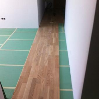 Darbai su medinėmis grindimis: klojimas, šlifavimas... / Rolandas / Darbų pavyzdys ID 449501