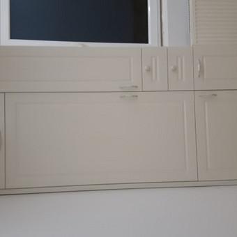 """Virtuvės baldai. Vonios baldai. Akmuo. UAB """"Forestė"""" / Dizainerė Audronė Baldai-Interjeras / Darbų pavyzdys ID 450489"""