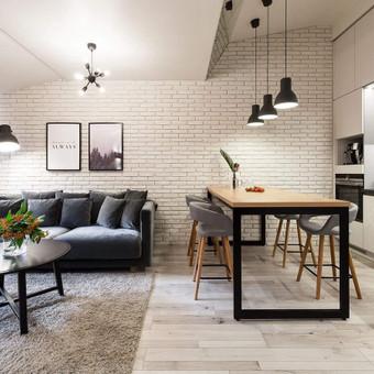 Projektuojame apšvietimą ir parenkame šviestuvus pagal dizaina ir kaina atitinkanti biudžeta.