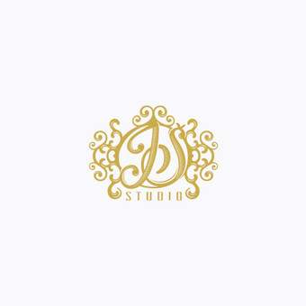 J.Š. Studio logotipas