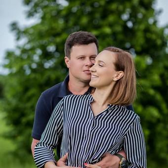 GiZ foto - vestuvių, krikštynų, fotosesijų fotografavimas / Gintarė Žaltauskaitė / Darbų pavyzdys ID 451309