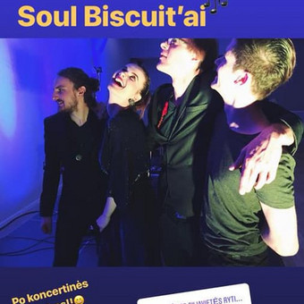 Soul Biscuit / Soul Biscuit / Darbų pavyzdys ID 451483