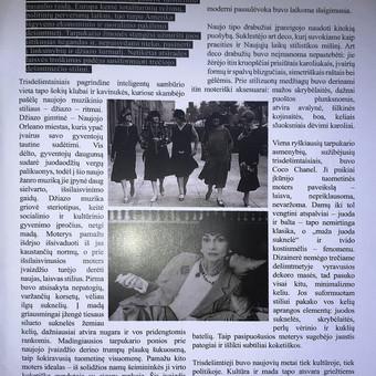 Tekstų kūrėja / Milda Žiūkaitė / Darbų pavyzdys ID 451505