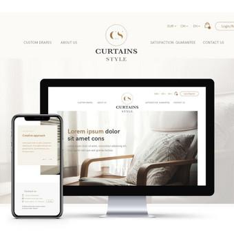 Intuityvus ir autentiškas web dizainas / Not Monday / Darbų pavyzdys ID 451715