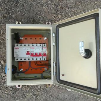 Varžų matavimai, elektros darbai,apsaugos sistemos / Vilmantas Kutka / Darbų pavyzdys ID 451723