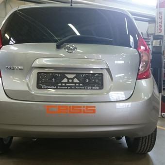 Reklama ant automobilio, lauko vidaus reklamos darbai / Trigalvis.lt / Darbų pavyzdys ID 451805