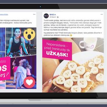 Rezultatyvi e-reklama (Facebook, naujienlaiškiai ir kt.) / Aivaras / Darbų pavyzdys ID 452103