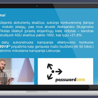 Rezultatyvi e-reklama (Facebook, naujienlaiškiai ir kt.) / Aivaras / Darbų pavyzdys ID 452115