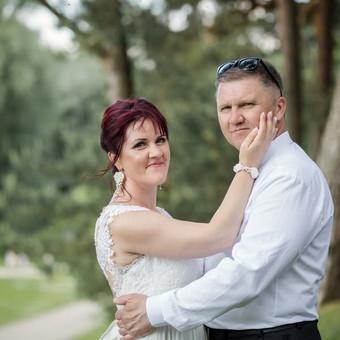 GiZ foto - vestuvių, krikštynų, fotosesijų fotografavimas / Gintarė Žaltauskaitė / Darbų pavyzdys ID 452195