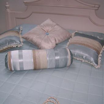 Namų tėkstilės dėkoravimas ir siuvimas / Gita Masiulienė / Darbų pavyzdys ID 452231