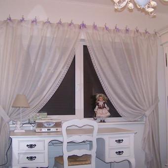 Namų tėkstilės dėkoravimas ir siuvimas / Gita Masiulienė / Darbų pavyzdys ID 452237