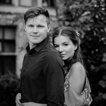 GiZ foto - vestuvių, krikštynų, fotosesijų fotografavimas / Gintarė Žaltauskaitė / Darbų pavyzdys ID 452345