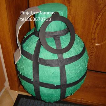 Pinjata/ pinjatos dekoracija ir žaidimas / sostas.lt / Darbų pavyzdys ID 452469