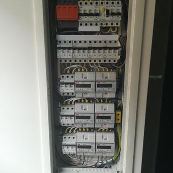 Elektrikas Vilniuje, Elektros darbai / Igoris / Darbų pavyzdys ID 452515