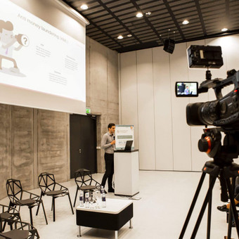 """Aciety"" konferencija KTU konferencijos salėje"