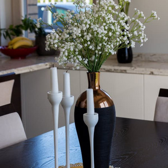 Šampano staliukas, gėlių fotosienos švenčių dekoracijų nuoma / Jurga / Darbų pavyzdys ID 453417