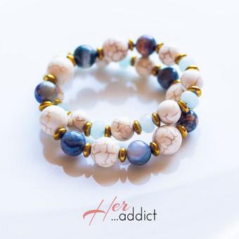 HerAddict Apyrankės - Bracelets / Kristina Jurgelevičiūtė / Darbų pavyzdys ID 453511