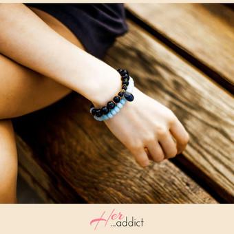 HerAddict Apyrankės - Bracelets / Kristina Jurgelevičiūtė / Darbų pavyzdys ID 453515