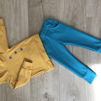 Nauji drabužėliai vaikams / 5 pirštukai / Darbų pavyzdys ID 453701