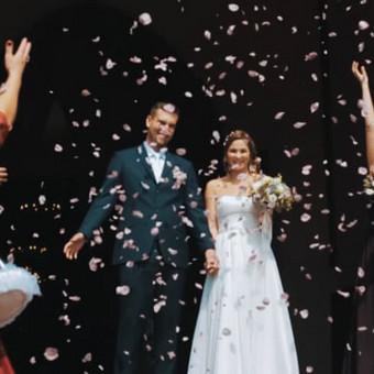 Vestuvių filmavimas - Turime ir fotografą! / Vestuvių kinas / Darbų pavyzdys ID 453735