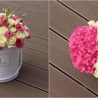 Memelio gėlės / Silvija / Darbų pavyzdys ID 454593