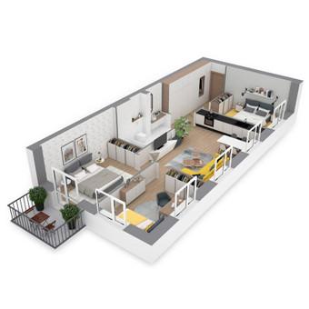 A INTERIOR projektavimo studija / A INTERIOR / Darbų pavyzdys ID 455611