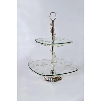 """-45% nuolaida stiklo padėklams/lėkštėms/tortinėms/vaisinėms / UAB ,,Rixs"""" / Darbų pavyzdys ID 455845"""