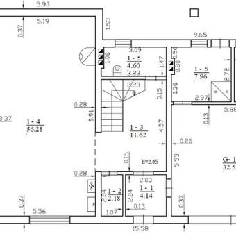 Kadastriniai matavimai, inventorizacija / STAMATA, MB / Darbų pavyzdys ID 456157