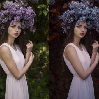 Profesionalus nuotraukų retušavimas / Vladimir Malinovskij / Darbų pavyzdys ID 456381