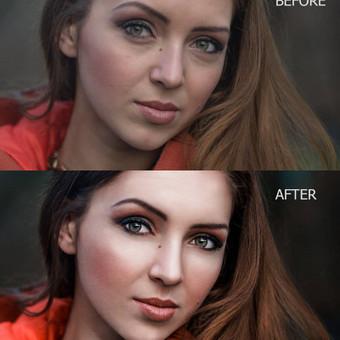 Profesionalus nuotraukų retušavimas / Vladimir Malinovskij / Darbų pavyzdys ID 456395
