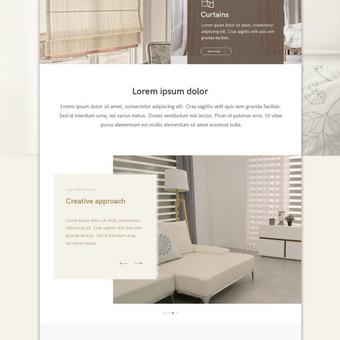 Penktadieniškai gražus web dizainas / Not Monday / Darbų pavyzdys ID 456837