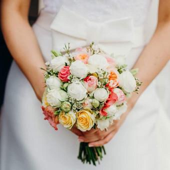 vestuvinė floristika nuo...iki... / Violeta Varnaite-kazlauskiene / Darbų pavyzdys ID 456881