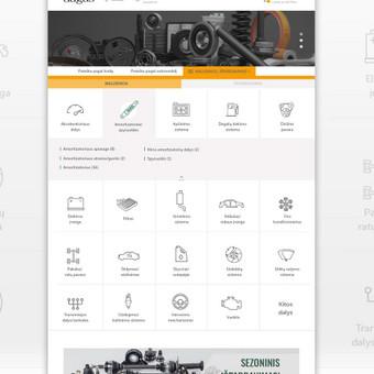 Penktadieniškai gražus web dizainas / Not Monday / Darbų pavyzdys ID 456951